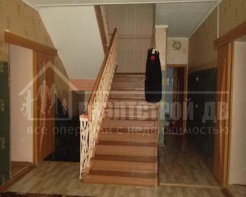 Дом в п.Берёзовка