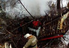 В Амурской области разбился самолет Ан-2, летевший в Хабаровский край