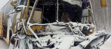 Как Хабаровск пережил бурю 11 декабря и когда город очистят от снега