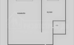 Продам 1-ю квартиру на Рабочем городке
