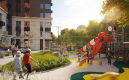 новый ЖК «Поколения»- Дом бизнес-класса в центре города, квартиры от 3 684 400 руб