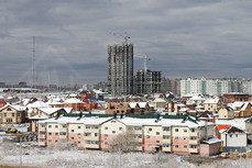 К Новому году в Хабаровске подорожали квартиры