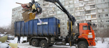 Расходы по вывозу мусора исключили из квитанций хабаровчан