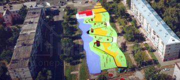 Проект реконструкции площади Блюхера представили в Хабаровске